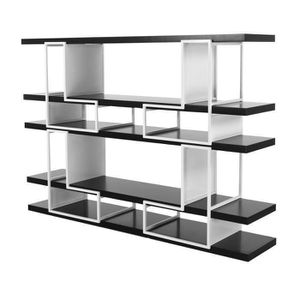 bibliotheque metal achat vente pas cher. Black Bedroom Furniture Sets. Home Design Ideas