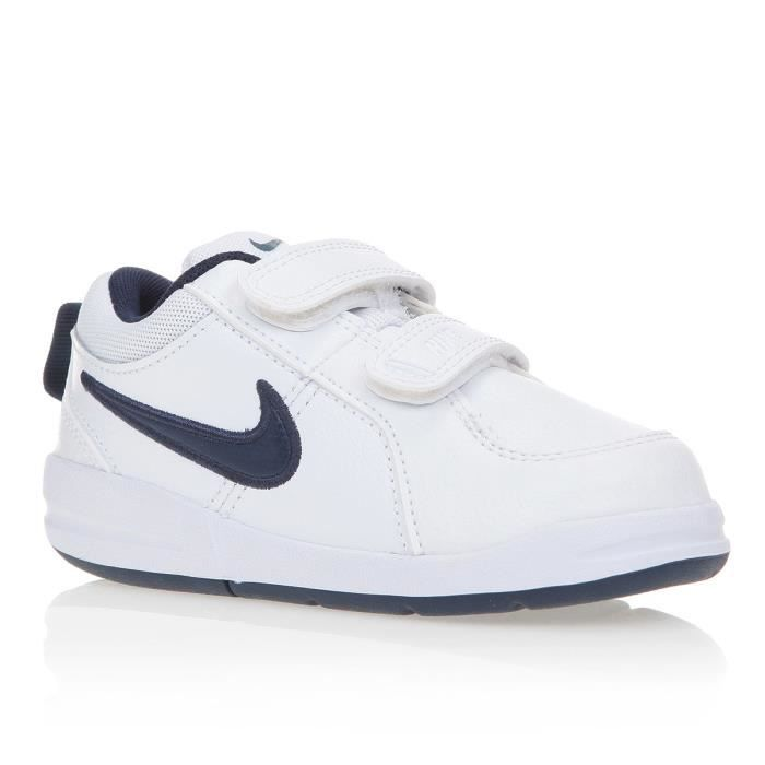 nike baskets pico 4 tdv b b gar on blanc achat vente. Black Bedroom Furniture Sets. Home Design Ideas