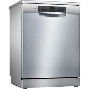 LAVE-VAISSELLE BOSCH SMS46AI01E - Lave vaisselle posable - 12 cou