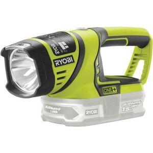 LAMPE DE POCHE RYOBI 4892210120182 Lampe torche One+ 18 V tête or