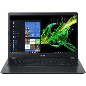 "PC Portable ACER PC Portable - Aspire A315-54K-30BA - 15,6"" HD - Intel Core i3-6006U - RAM 8Go - 512Go SSD - Intel HD Graphics 520 - Windows 10 pas cher"