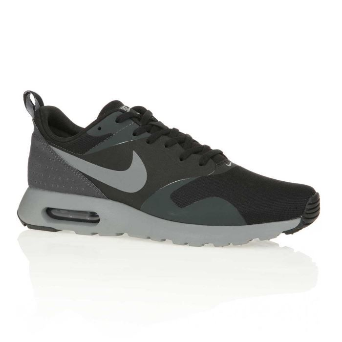 many fashionable outlet for sale new cheap NIKE Baskets Air Max Tavas Homme Gris et noir - Achat ...