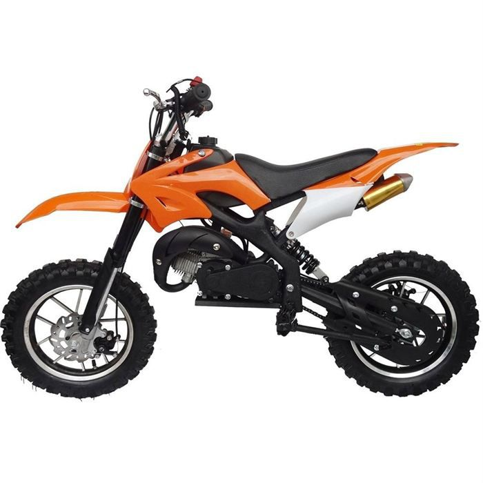kxd moto dirt bike 50cc enfant orange moto dirt enfant. Black Bedroom Furniture Sets. Home Design Ideas