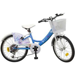 VÉLO ENFANT FROZEN  Vélo 20