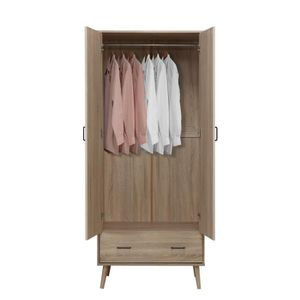 Armoire style scandinave achat vente armoire style scandinave pas cher soldes d s le 10 for Armoire scandinave