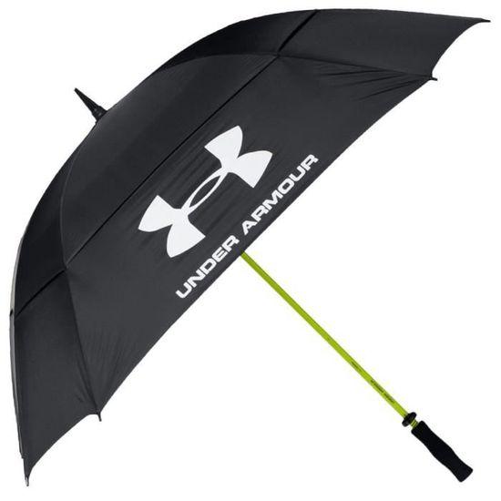 Distinguir Empuje hacia abajo Alargar  UNDER ARMOUR Parapluie Golf Umbrella Noir Mixte Noir, blanc, jaune - Achat  / Vente parapluie - Cdiscount