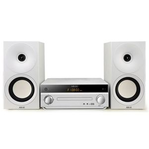 CHAINE HI-FI AKAI AM-301W Micro Chaîne HiFi CD MP3 Bluetooth