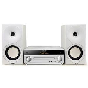 CHAINE HI-FI AKAI AM-301W Micro Chaîne HiFi CD MP3 Bluetooth