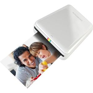 IMPRIMANTE POLAROID ZIP Blanc Imprimante mobile iOS / Android
