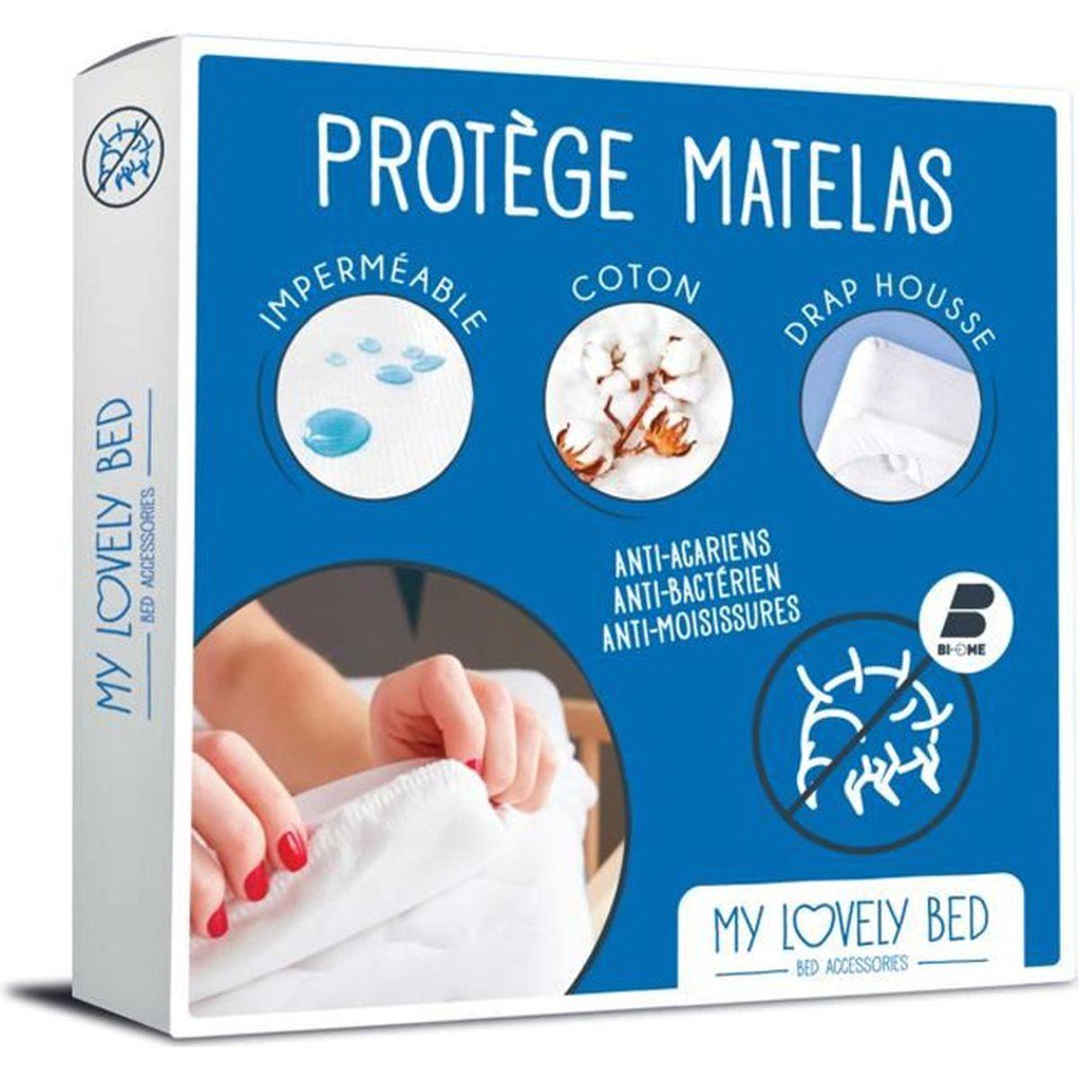 PROTÈGE MATELAS  My Lovely Bed - Protège matelas - Lit articulé : 1