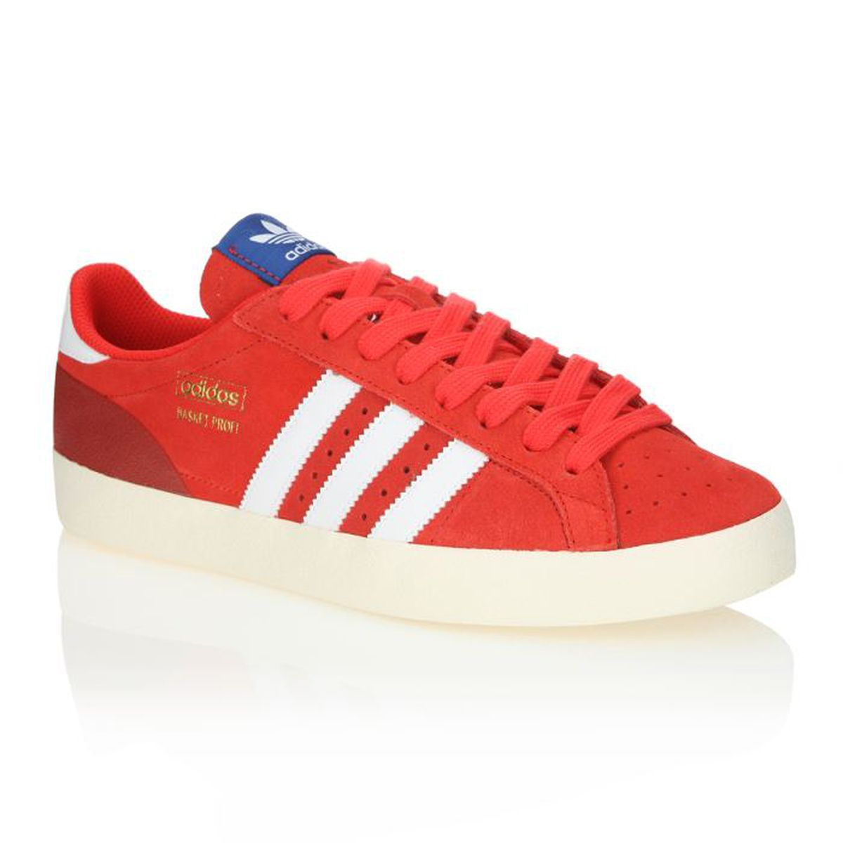 free shipping d6144 fdf6a BASKET ADIDAS ORIGINALS Baskets Profi Low Homme