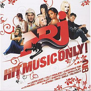 CD COMPILATION NRJ HIT MUSIC ONLY 2008