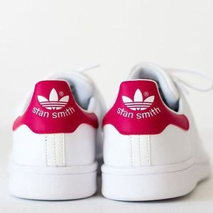 adidas chaussure stan smith rose achat vente pas cher cdiscount. Black Bedroom Furniture Sets. Home Design Ideas