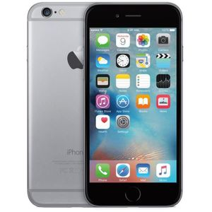 SMARTPHONE RECOND. IPhone 6 128GO Silver - Reconditionné a grade A++
