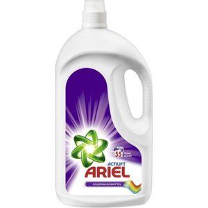 LESSIVE Ariel Actilift Color & Style liquide détergent 55