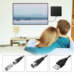 REPETEUR DE SIGNAL TV Antenne intérieure amplifiée TV intérieure HD 8