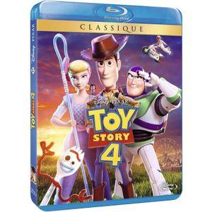 BLU-RAY FILM Blu-ray Toy Story 4