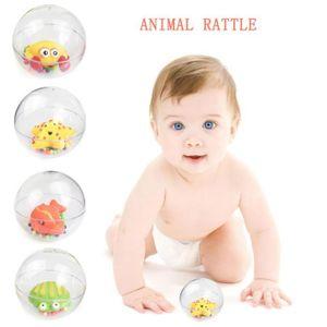 PUZZLE Baby Animals Transparent Handball Early Education