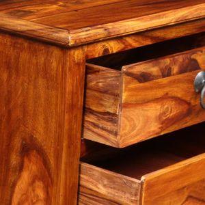 MEUBLE TV R182 Ce meuble TV avec un design classique donnera