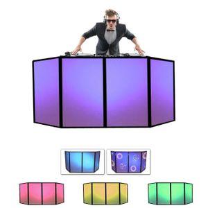 JEUX DE LUMIERE FAÇADE DJ WHITE SONO DEEJAY mettez en valeur votre