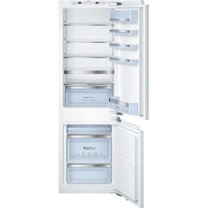 RÉFRIGÉRATEUR CLASSIQUE BOSCH Réfrigérateur Combiné Intégrable PREMIUM KIS