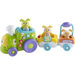 ROBOT - ANIMAL ANIMÉ FISHER-PRICE - Le Train de Bebo et ses Amis