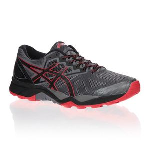 201c9f5667054 CHAUSSURES DE RUNNING ASICS Baskets Gel-Fujitrabuco 6 - Homme - Gris et