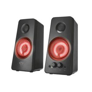 ENCEINTES ORDINATEUR TRUST Haut-parleurs 2.0 PC GXT 608