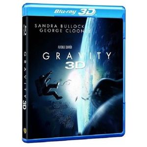 BLU-RAY FILM Gravity 3D - Oscar® 2014 du Meilleur Réalisateur [