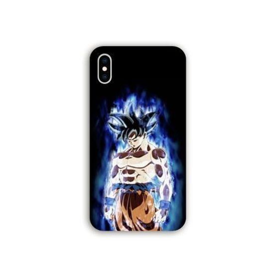 Coque Samsung Galaxy A10 Manga Naruto noir taille unique