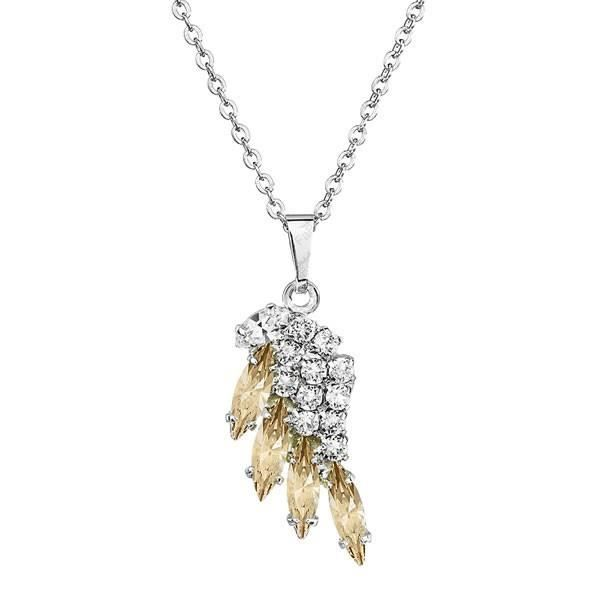 Collier fabos crystals from swarovski 6046-03
