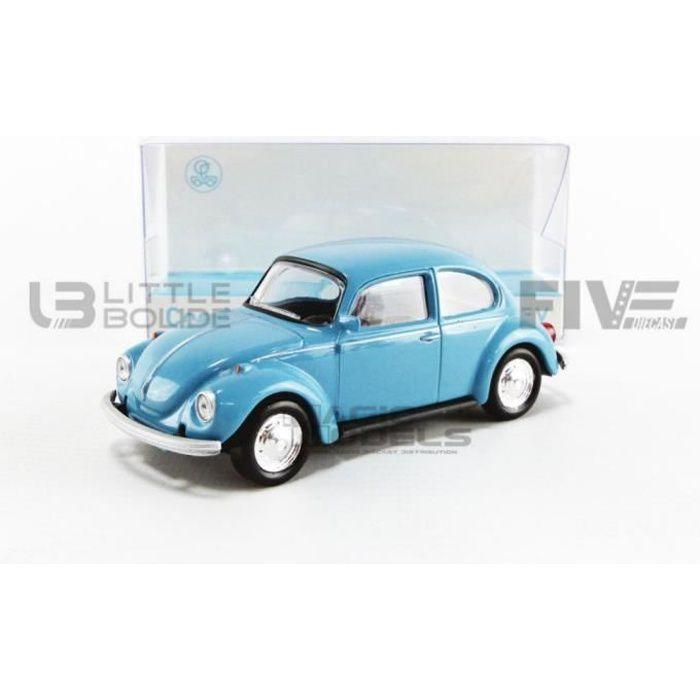 Voiture Miniature de Collection - NOREV 1/43 - VOLKSWAGEN 1303 - 1973 - Blue - 841002
