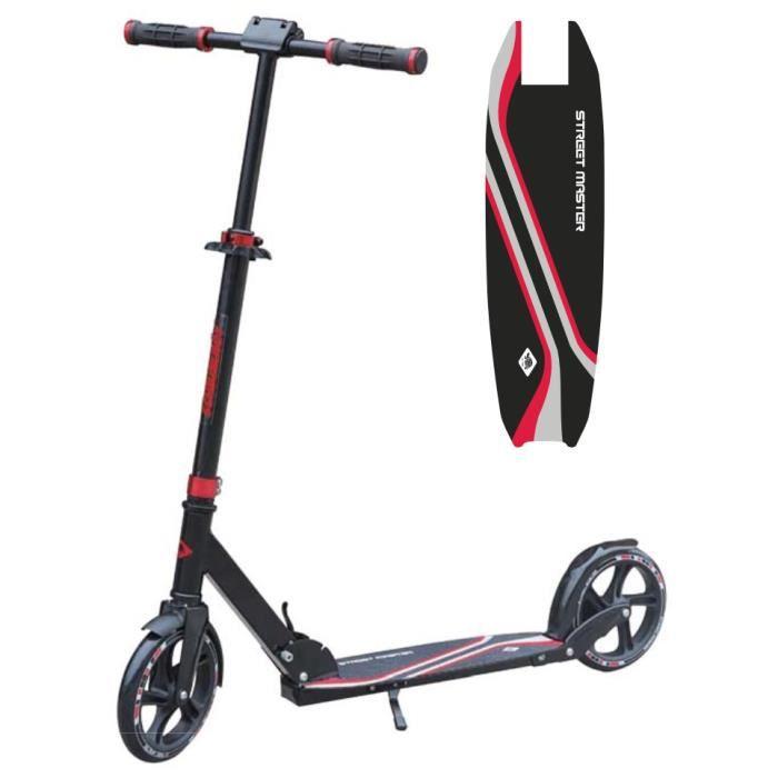 MTS Trottinette Adulte Street Master 200mm - Rouge