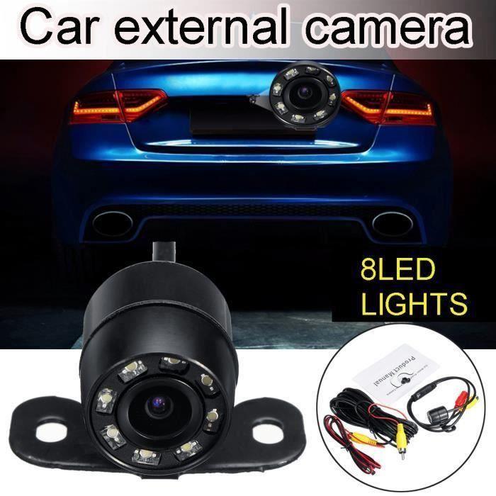 Voiture Caméra de Arrière Etanche Universal Auto Véhicule Caméra de Recul 170 degrés Nuit Vision Bo20107