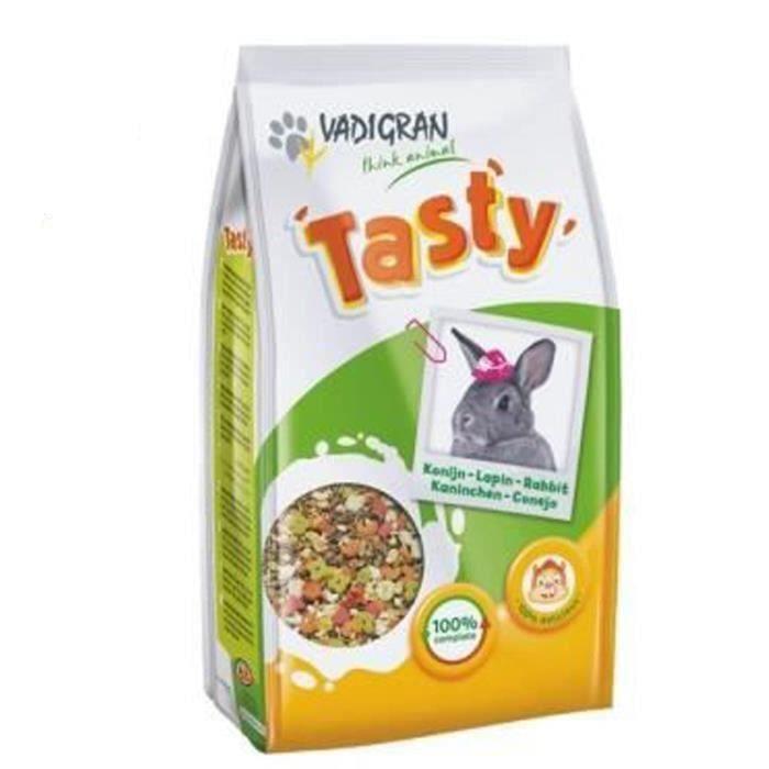 VADIGRAN Tasty Nourriture pour lapins 2 x 2,25kg