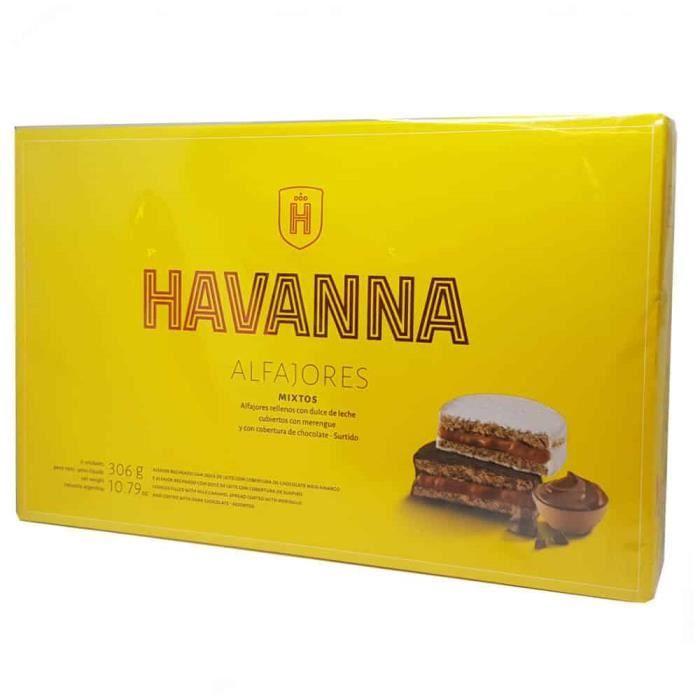 Havanna mixte Alfajores x 12