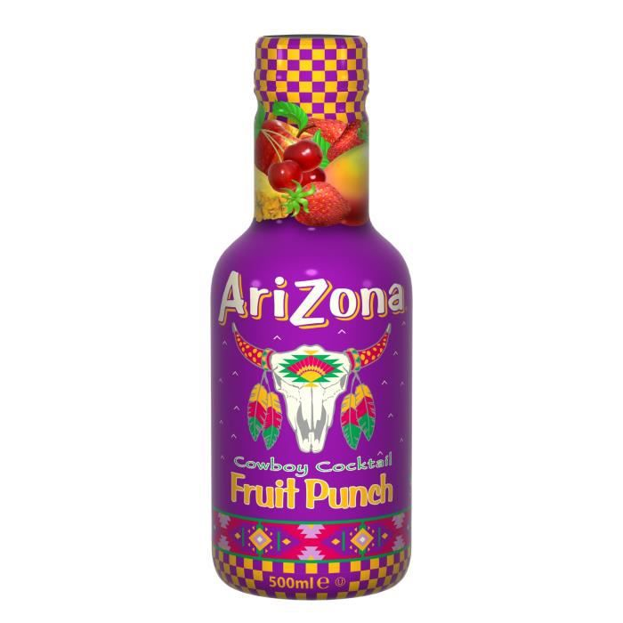 ARIZONA Cocktail de Fruits Pet 500 ml