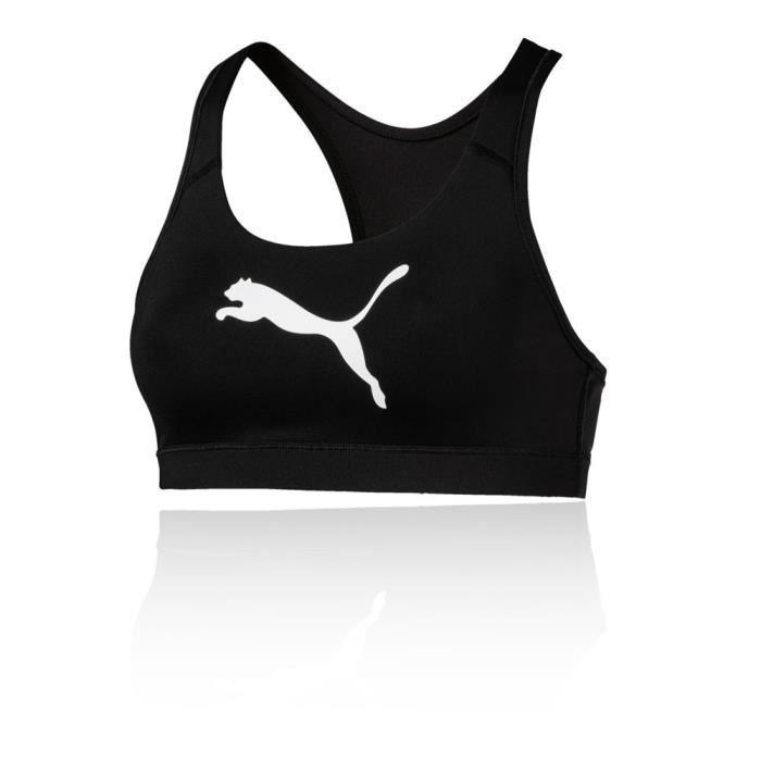 Puma Femmes 4Keeps Mid Impact Soutien-Gorge De Sport Gym Fitness