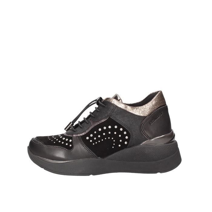 Stonefly 213277 chaussures de tennis Femme Noir
