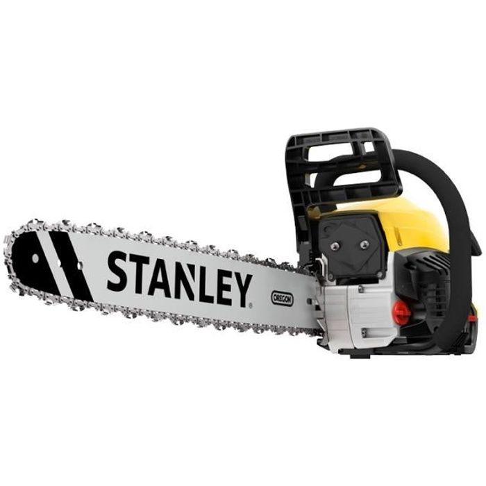 STANLEY Tronçonneuse thermique 46cm - 41cm de coupe