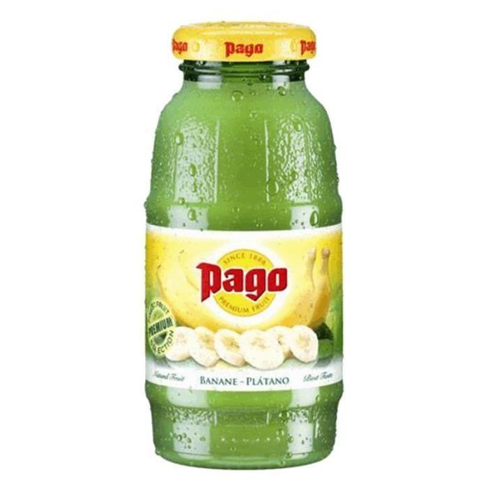Pago Banane 20cl (pack de 12)