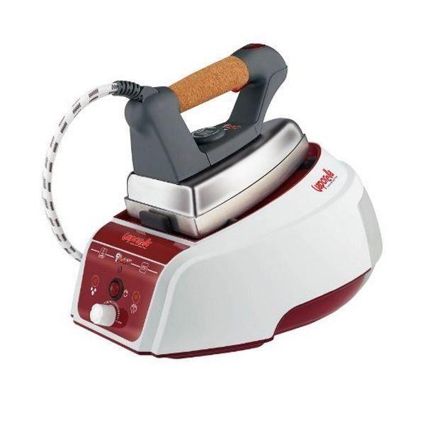 Fer à repasser générateur de vapeur POLTI Forever 625 Pro Vaporella 4 bar 0,7 L 2150W Blanc Rouge