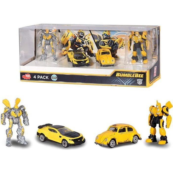 TRANSFORMERS M6 Giftpack 4 Pcs