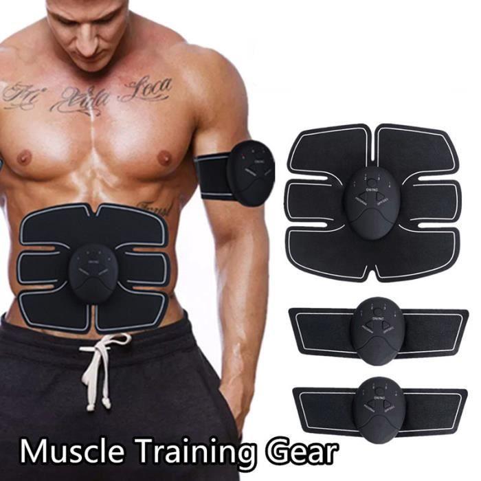TEMPSA Appareil Abdominal Muscle Stimulateur Electrostimulateur électro-stimulation Massage Corps