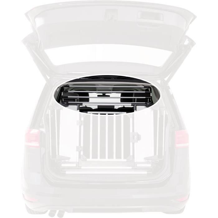 TRIXIE Extension de hauteur pour grille arrière de voiture universelle