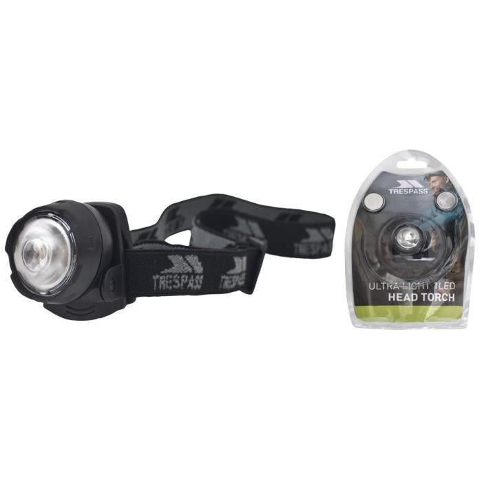 TRESPASS Lampe Frontale 1 Led