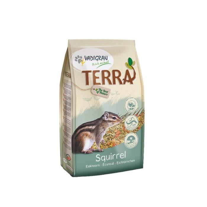 VADIGRAN Nourriture TERRA Ecureuil 1,25kg