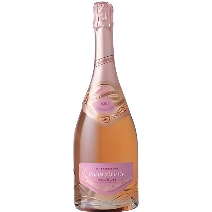 6x Vranken Cuvée Demoiselle Grande Cuvée Rosé - Champagne