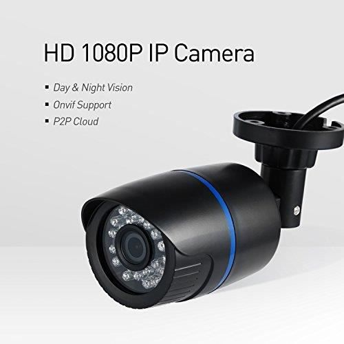AHD 1.0MP 720P HD CCTV Bullet Security Camera Waterproor Outdoor 4IR NightVision