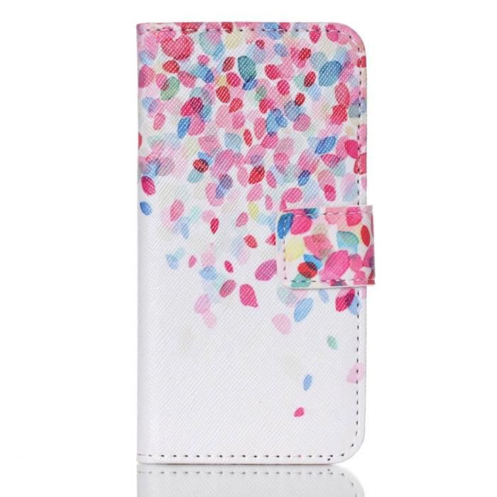 Housse pour apple ipod touch 5 5th 5g gen motif color for Housse ipod touch 5